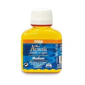 totenart-Oleo Armonia, medium para colores Titan (250 ml)