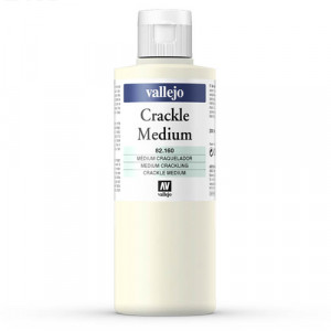 Medium Craquelar Vallejo, 200 ml.