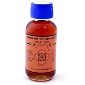 totenart-Barniz mixtion doradores SECADO RAPIDO Mongay, 250 ml.
