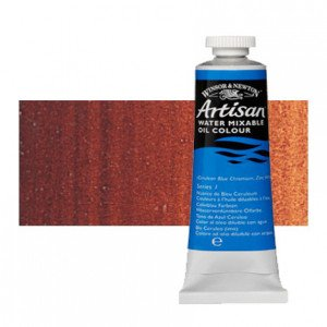 Óleo al agua Winsor & Newton Artisan color siena tostada (37 ml)