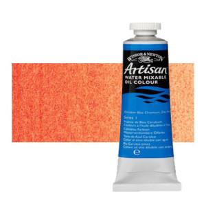 Óleo al agua Winsor & Newton Artisan color tono naranja cadmio (37 ml)