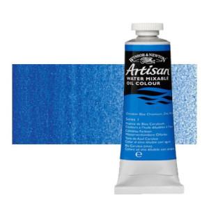 Óleo al agua Winsor & Newton Artisan color tono azul cobalto (37 ml)