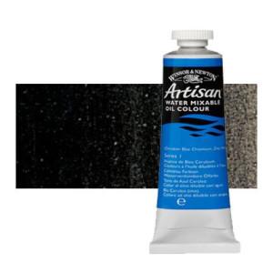 Óleo al agua Winsor & Newton Artisan color negro de marfil (37 ml)