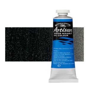 Óleo al agua Winsor & Newton Artisan color negro humo (37 ml)