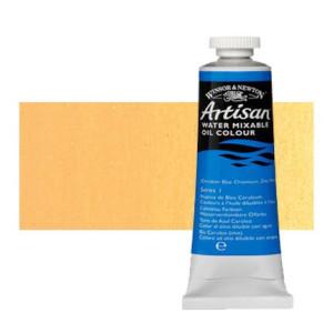 Óleo al agua Winsor & Newton Artisan color tono amarillo de Nápoles (37 ml)
