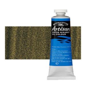 Óleo al agua Winsor & Newton Artisan color verde oliva (37 ml)