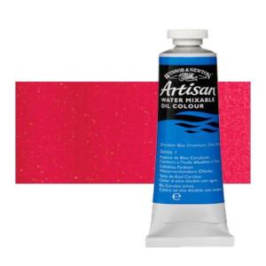 Óleo al agua Winsor & Newton Artisan color carmesí alizarina permanente (37 ml)