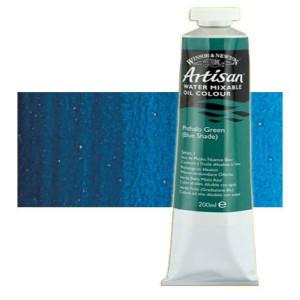 Óleo al agua Winsor & Newton Artisan color azul ftalo sombra roja (200 ml)
