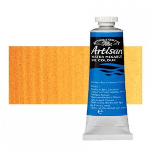 Óleo al agua Winsor & Newton Artisan color siena natural (37 ml)