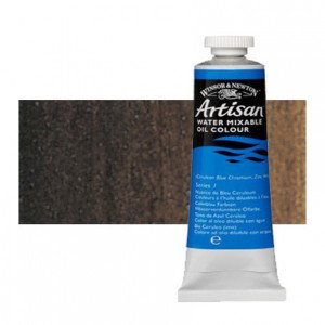 Óleo al agua Winsor & Newton Artisan color sombra natural (37 ml)