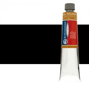Totenart. Óleo ArtCreation color Negro marfil (200 ml)