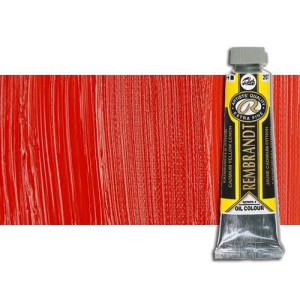 Óleo Rembrandt color Rojo Cadmio Medio (40 ml.)