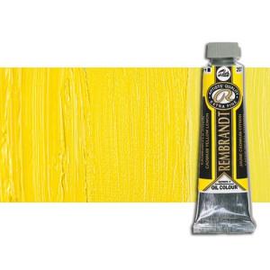 Óleo Rembrandt color Amarillo Cadmio Claro (40 ml.)