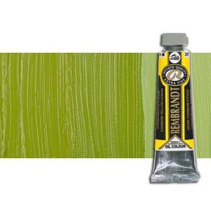 Óleo Rembrandt color Verde Cinabrio Claro (40 ml.)