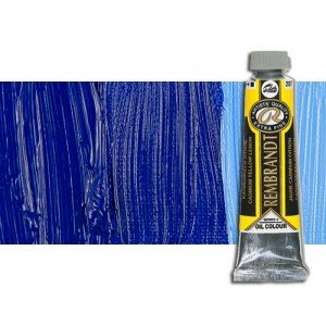 Óleo Rembrandt color Azul Cobalto Ultramar (40 ml.)