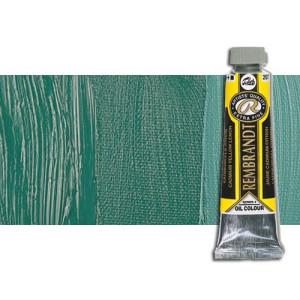 Óleo Rembrandt color Verde Cobalto (40 ml.)