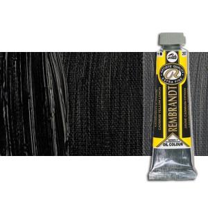 Óleo Rembrandt color Negro Bujia (40 ml.)