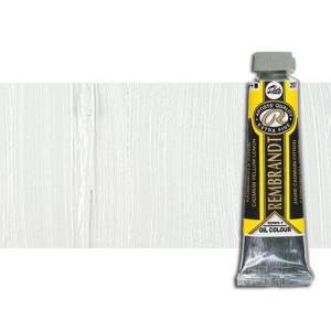 Óleo Rembrandt color blanco mezclado (Cinc + Titanio)