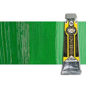Óleo Rembrandt color Verde Permanente Claro (40 ml.)