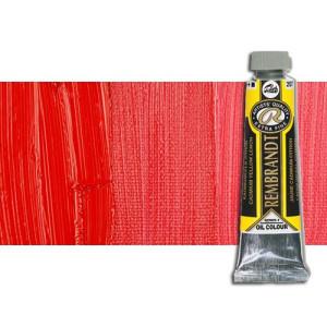 Óleo Rembrandt color Rojo Permanente Oscuro (40 ml.)