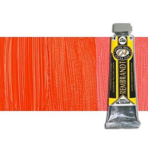 Óleo Rembrandt color Rojo Permanente Claro (40 ml.)
