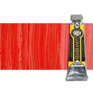 Óleo Rembrandt color Rojo Permanente Medio (40 ml.)