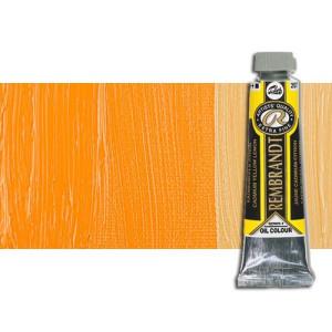 Óleo Rembrandt color Amarillo Permanente Oscuro (40 ml.)