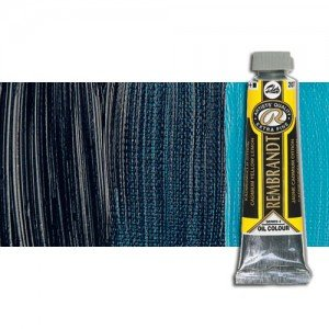 Óleo Rembrandt color Azul Manganeso Ftalo (40 ml.)
