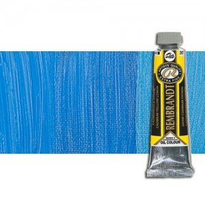 Óleo Rembrandt color Azul de Sevres (40 ml.)
