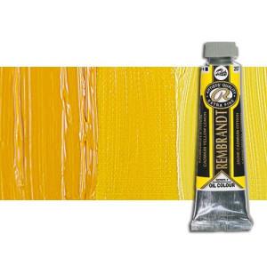 Óleo Rembrandt color Amarillo Transparente Medio (40 ml.)