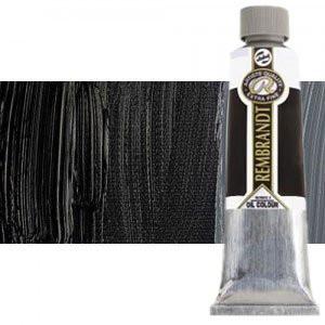 totenart-Óleo Rembrandt color Negro Marfil (150 ml.)