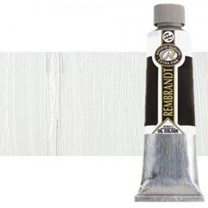 Totenart-Óleo Rembrandt color blanco mezclado (Cinc + Titanio) (150ml.)