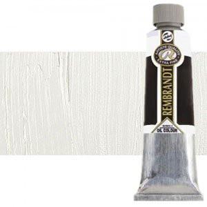 Toenart-Óleo Rembrandt color Blanco de Titanio (aceite Linaza) (150 ml.)