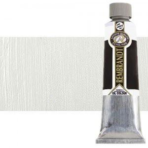 totenart-Óleo Rembrandt color Blanco de Titanio (Aceite Alazor) (150 ml.)