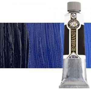 Totenart-Óleo Rembrandt color Ultramar Oscuro (150 ml.)