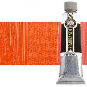 Totenart-Óleo Rembrandt color Bermellon (150 ml.)