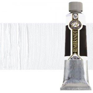 Totenart-Óleo Rembrandt color Blanco Cinc (Aceite Alazor) (150 ml.)
