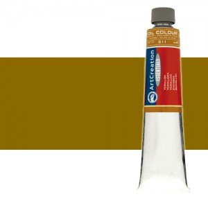 Totenart. Óleo ArtCreation color Siena natural (200 ml)