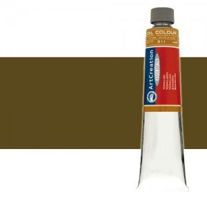 Totenart. Óleo ArtCreation color Sombra natural (200 ml)