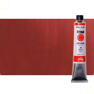 totenart-oleo-titan-extrafino-102-rojo-ingles-oscuro-tubo-60-ml
