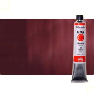 totenart-oleo-titan-extrafino-104-rojo-ingles-violaceo-tubo-60-ml
