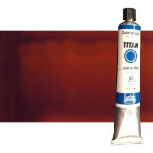 totenart-oleo-titan-extrafino-39-carmin-granza-solido-oscuro-tubo-200-ml