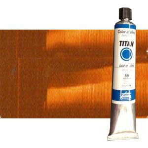 totenart-oleo-titan-extrafino-90-tierra-siena-natural-tubo-200-ml
