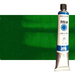totenart-oleo-titan-extrafino-91-verde-cinabrio-oscuro-tubo-200-ml