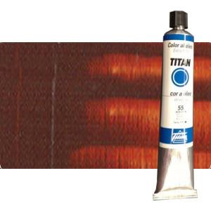totenart-oleo-titan-extrafino-96-tierra-siena-tostada-tubo-200-ml