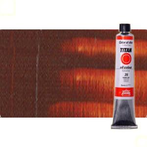 totenart-oleo-titan-extrafino-96-tierra-siena-tostada-tubo-60-ml