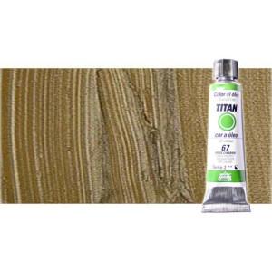 Óleo Titan extra fino color bronce (20 ml)