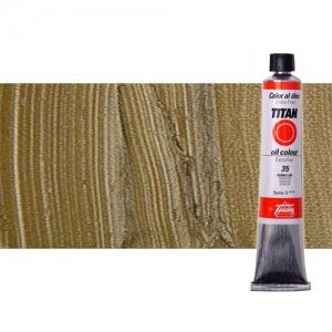 Óleo Titan extra fino color bronce (60 ml)