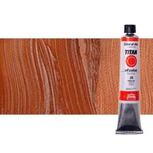 Óleo Titan extra fino color cobre (60 ml)