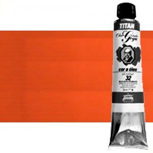 Totenart-Óleo Titan Goya color laca geranio, 200 ml.
